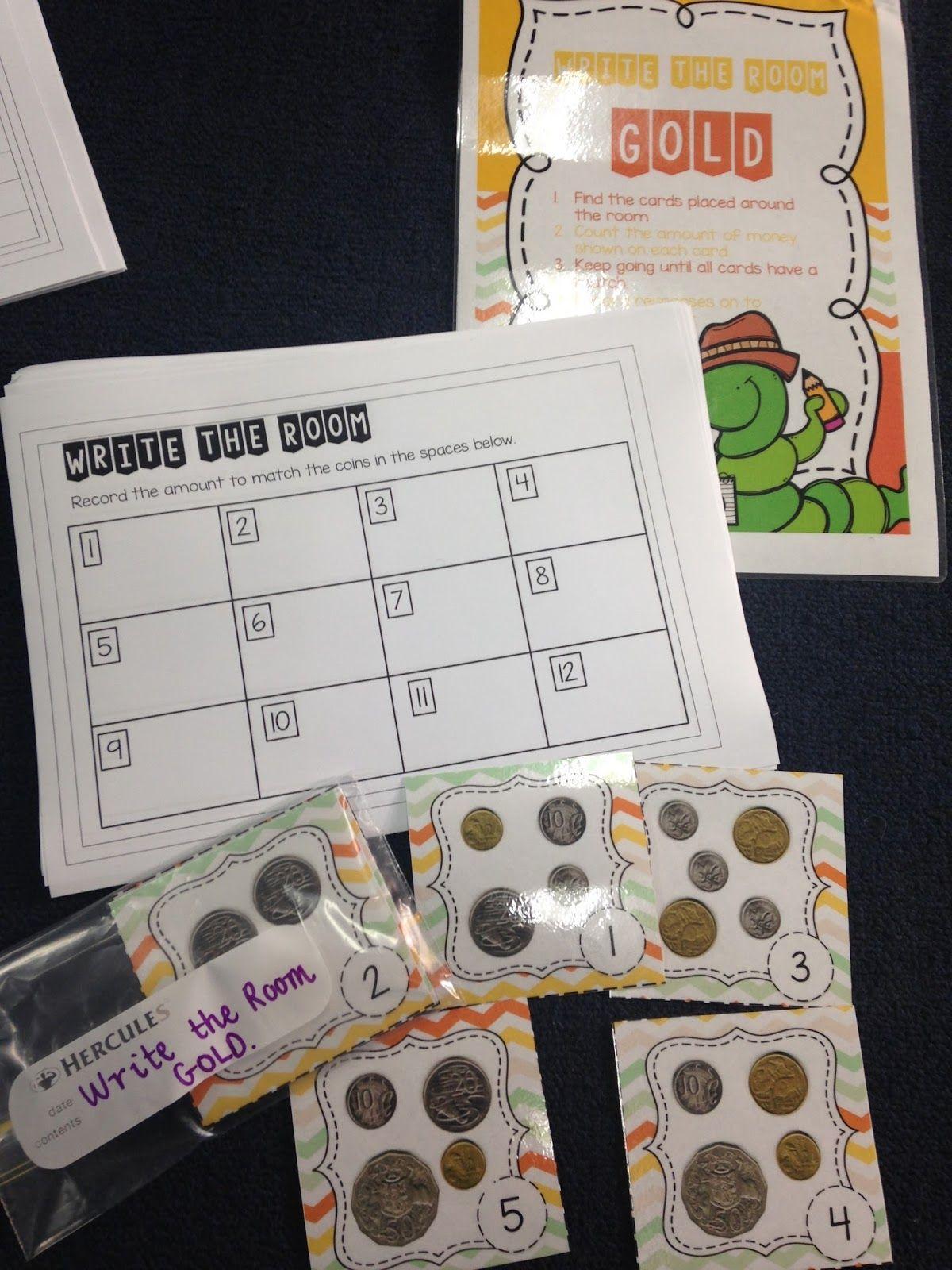 Australian Teachers Australian Money Write The Room