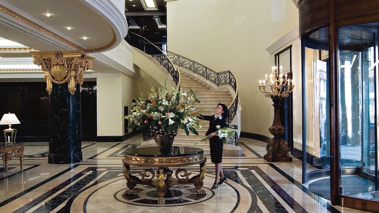 Ritz Carlton Hotel Lobby Www Imgkid Com The Image Kid