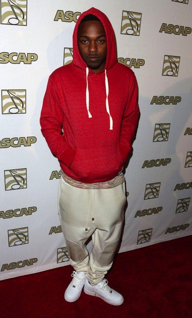 81e31350976 KendrickLamar wearing #Nike Air Force 1   H I P H O P M U S I C ...