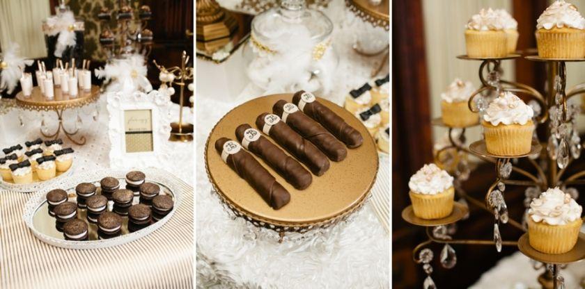 Bliss Bridal Styled Shoot {Great Gatsby}
