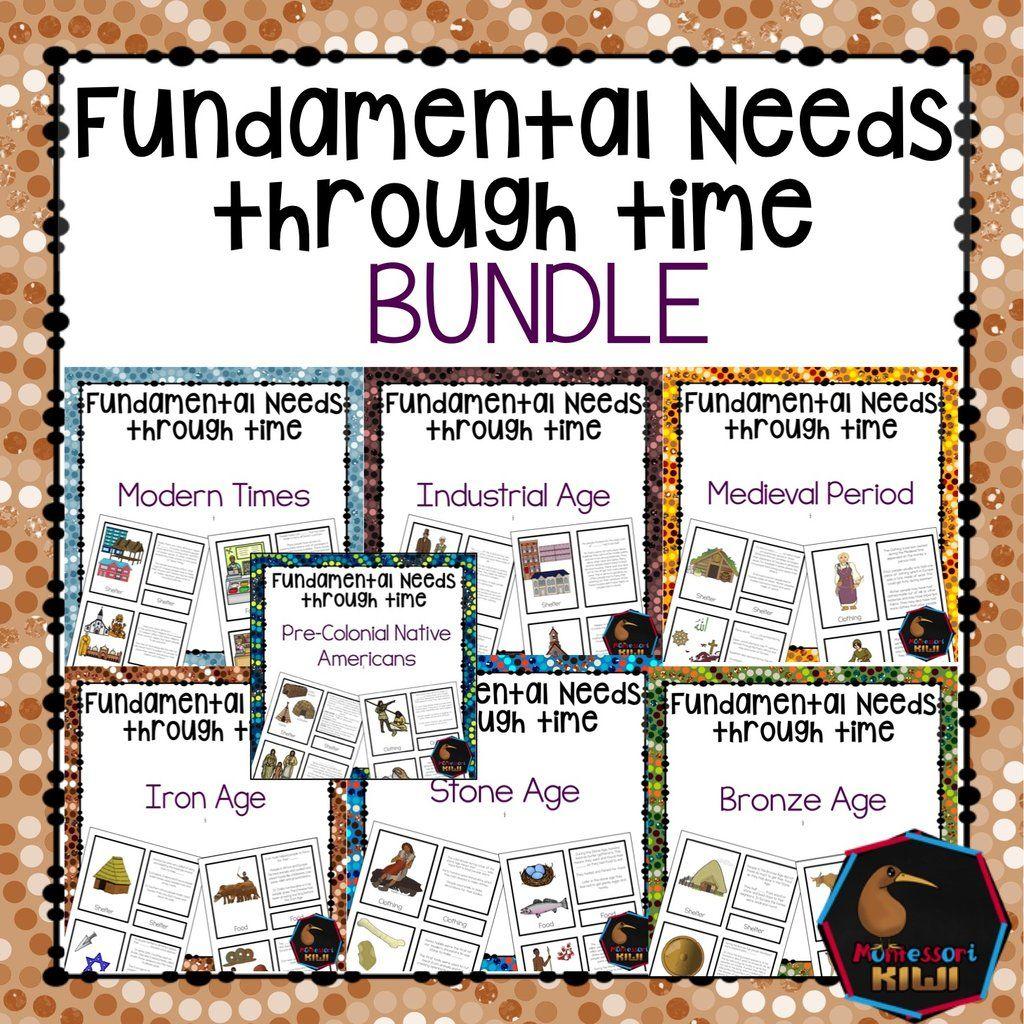 Fundamental Needs Through Time Bundle