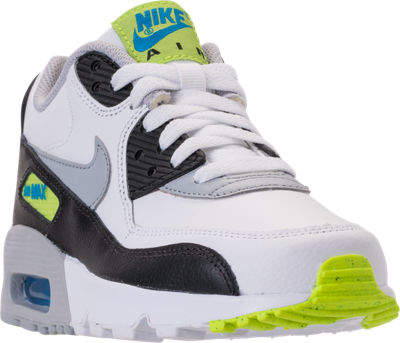 e416ff5ddcfae Nike Kids  Grade School 90 Leather Casual Shoes. Nike Kids  Grade School 90  Leather Running Shoes Air Max ...