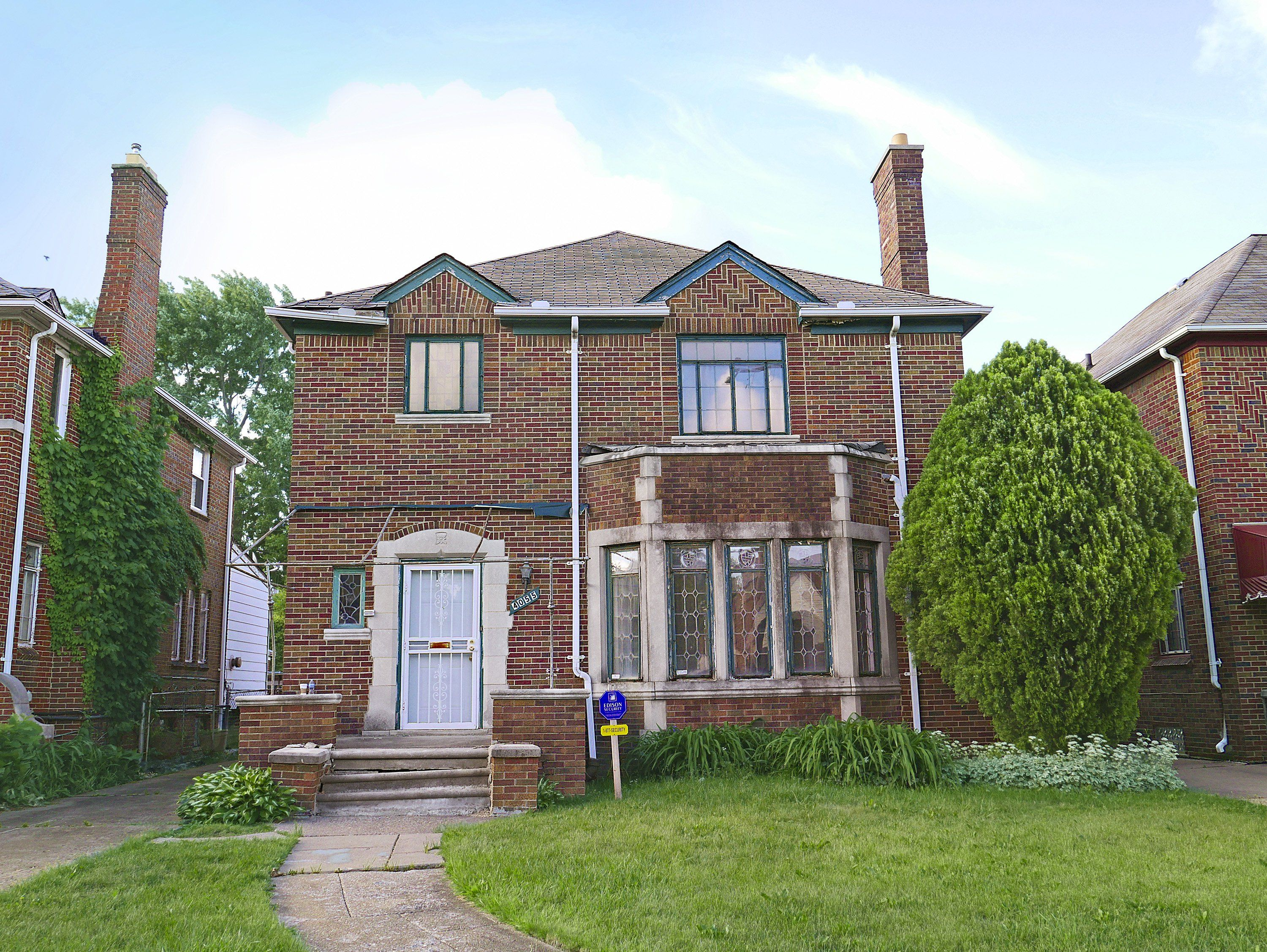 The Detroit House: Before