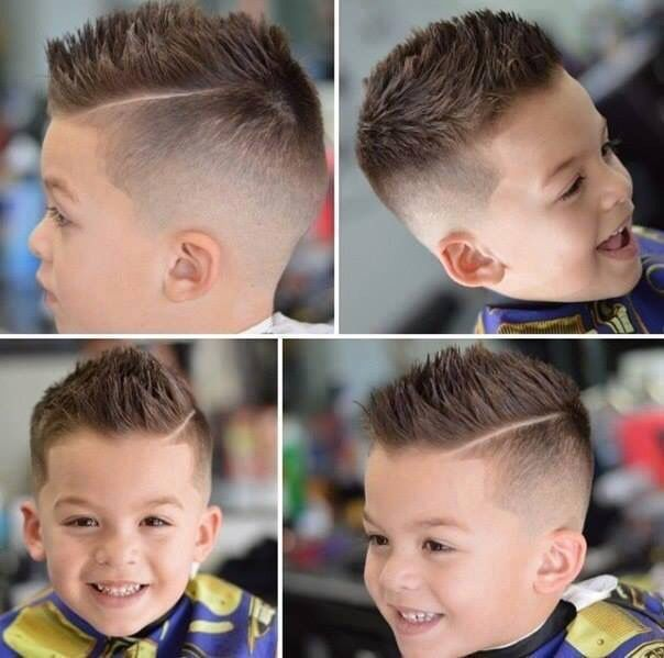 Hairstyles For 7 Year Olds Mesmerizing Image Result For 7 Year Old Boy Haircuts 2017  Hairgavin