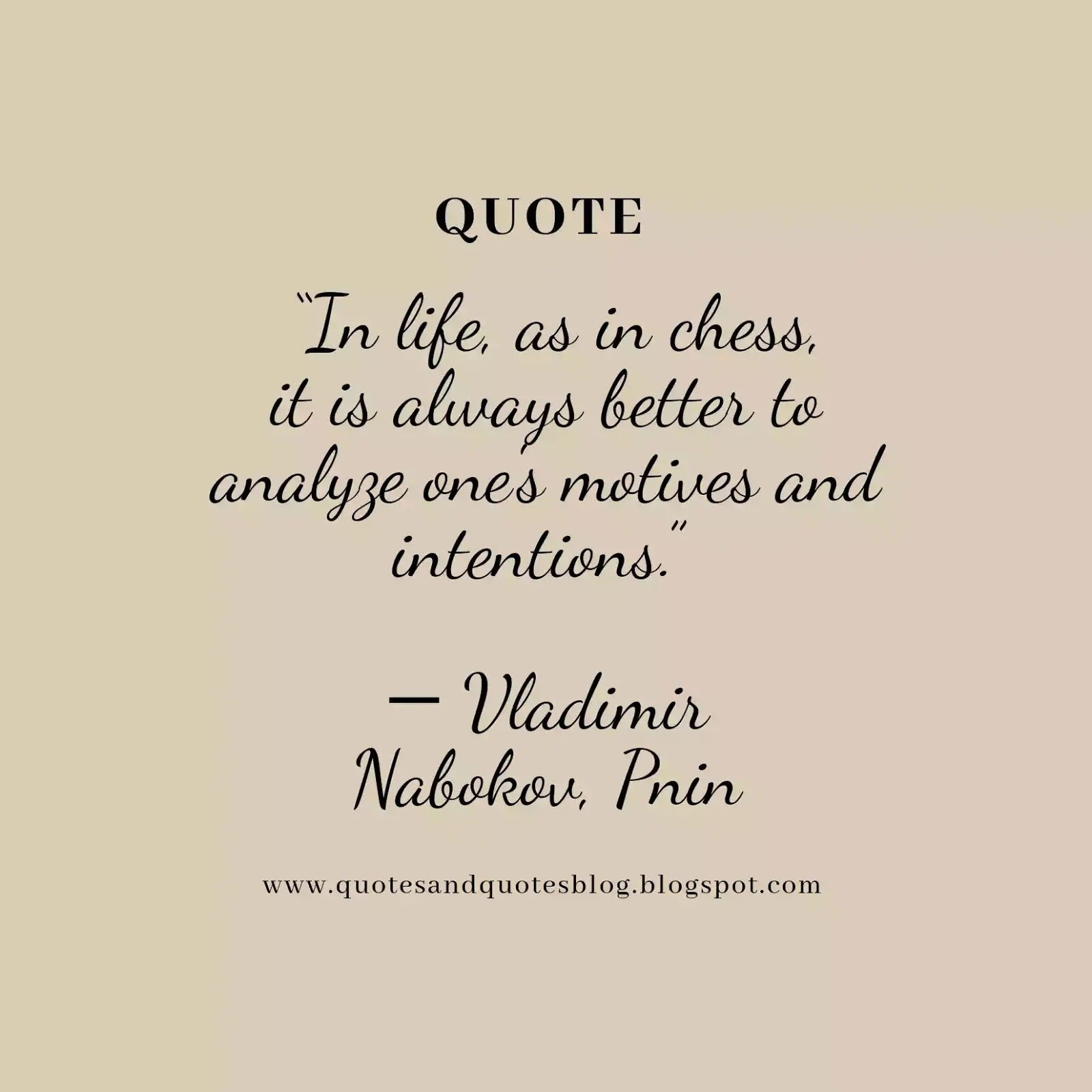 Top Chess Quotes by Quotes And Quotes Blog