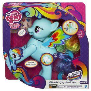 Toys Hasbro My Little Pony Rainbow Dash Dash Dolls