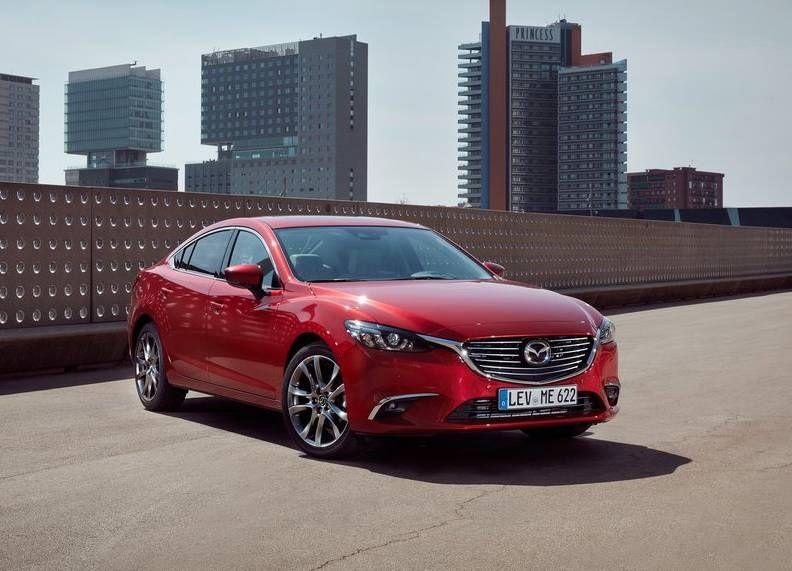2017 Mazda 6 Sedan Review Specs Price Release date 0 60 MSRP