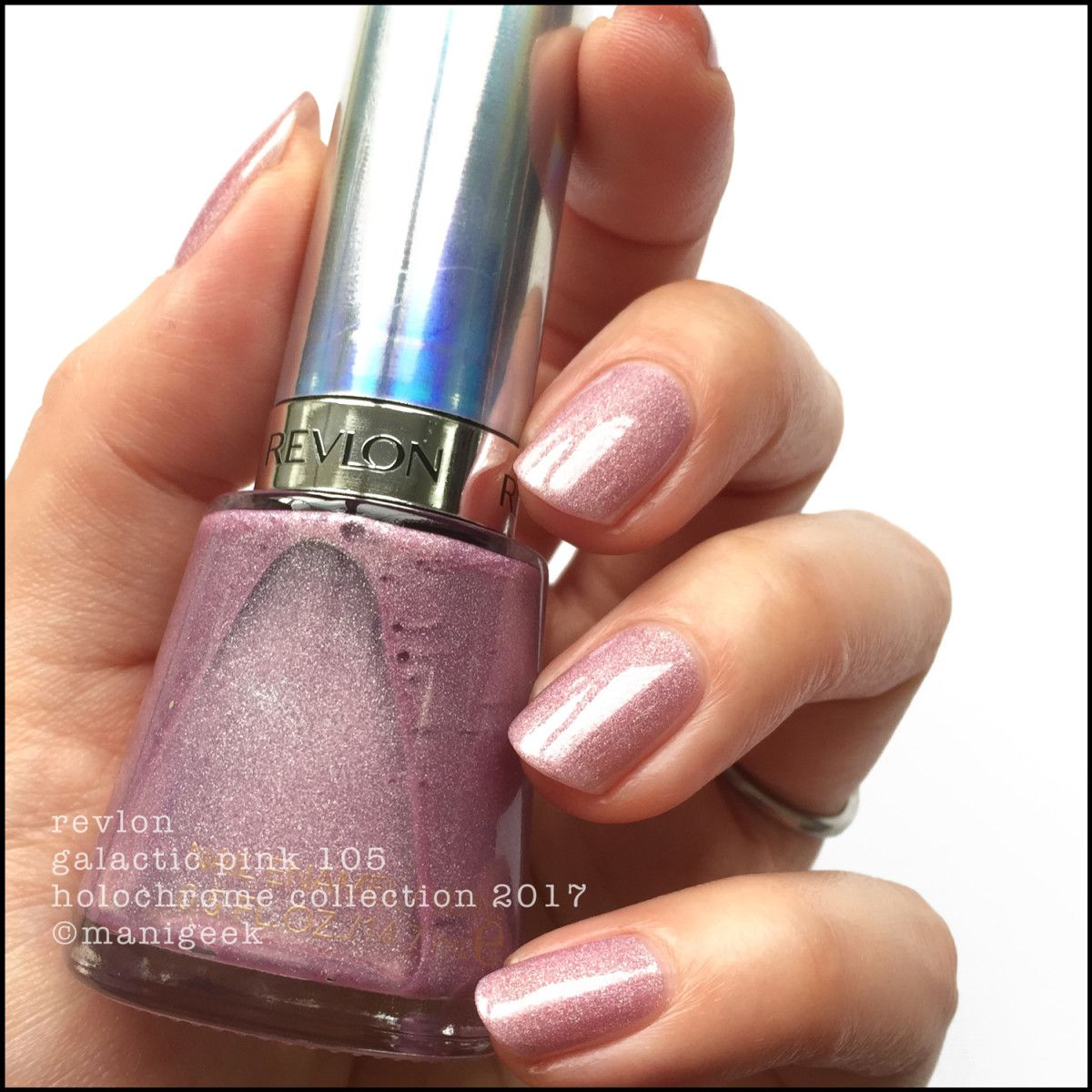 REVLON HOLOCHROME COLLECTION   Pedicures, Nail polish collection and ...