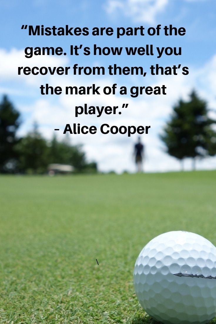 Golf Quotes Thaninee Media Golf Inspiration Quotes Golf Humor Golf Quotes