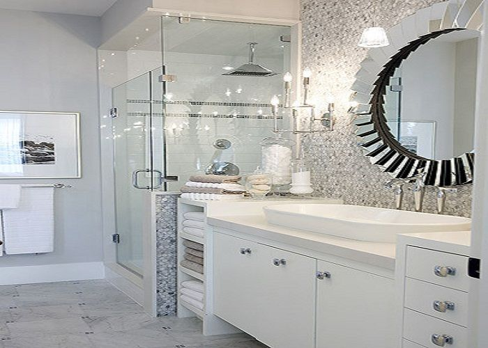Contemporary Candice Olson Bathroom Lighting With Unique