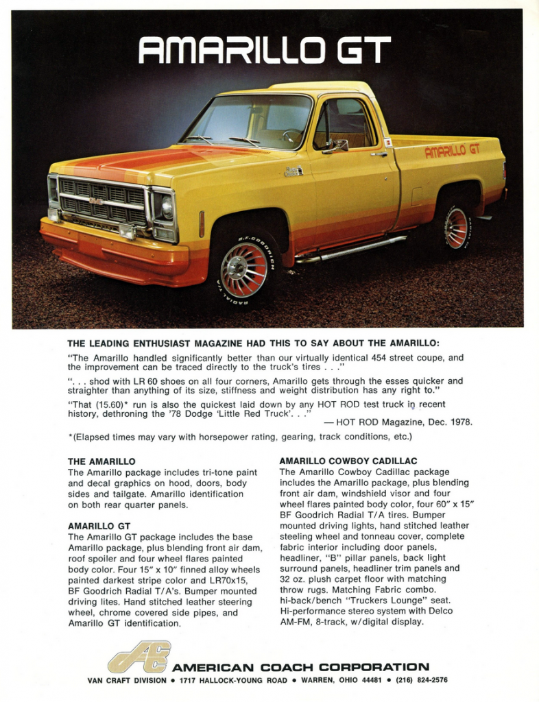 1978 Gmc Customization Flyer Chevy Pickup Trucks Chevy Trucks Chevrolet Trucks