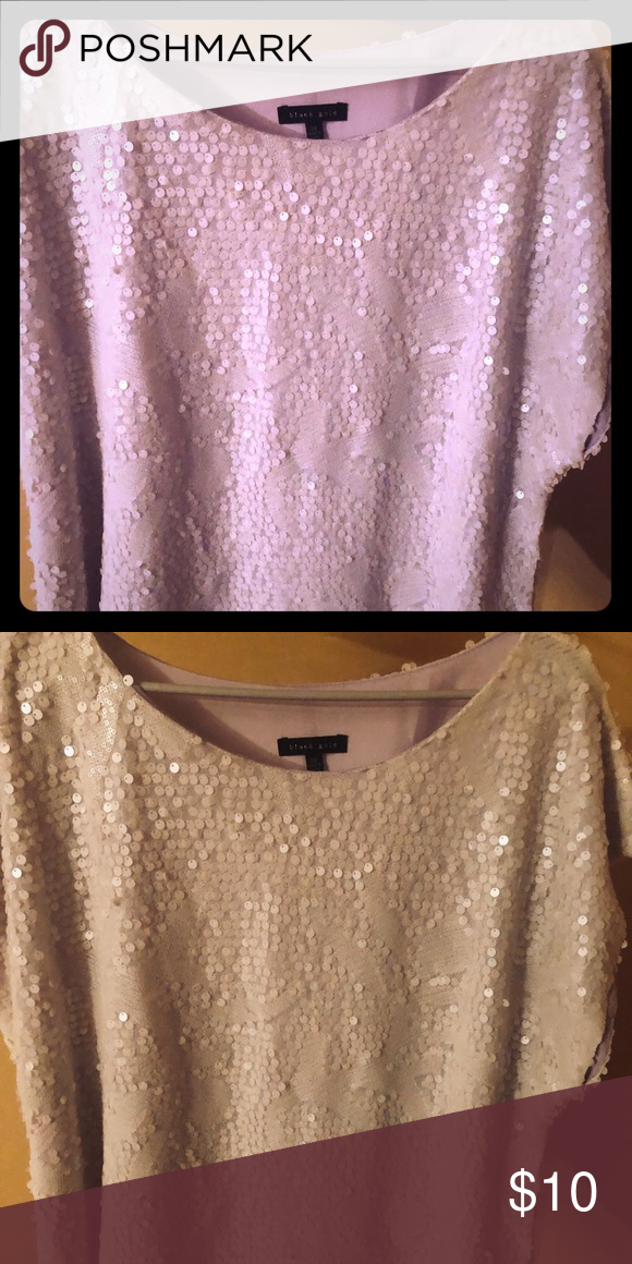 Beaded Top With Images Beaded Top Tops Sequin Top