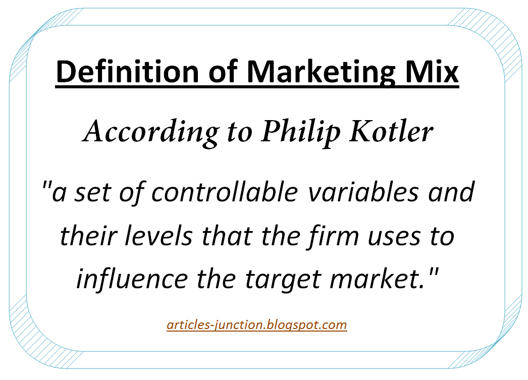 Definition of Marketing Mix | Marketing | Pinterest | Definitions