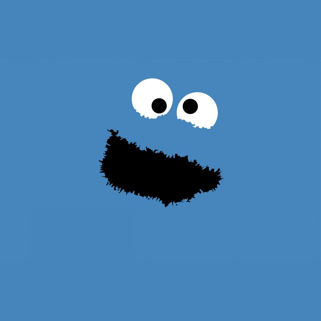 Download Cookie Monster Wallpapers To Your Cell Phone Blue