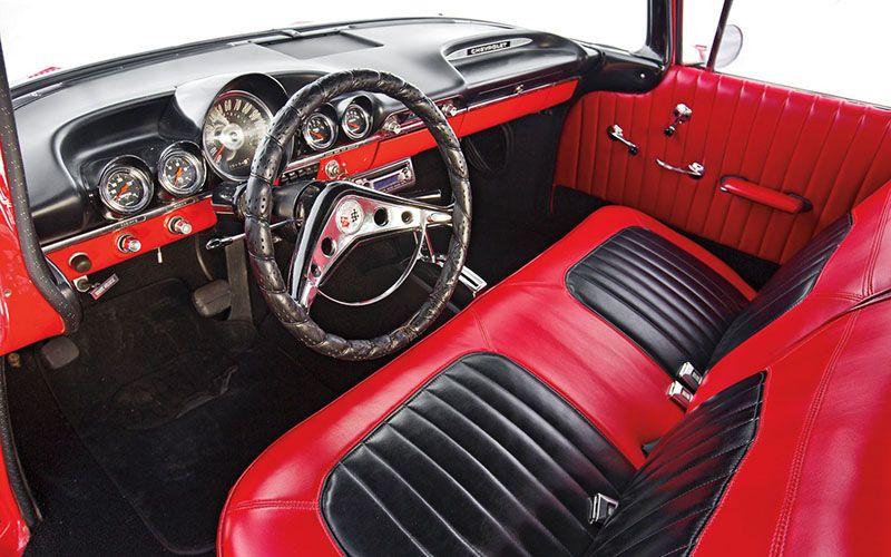 chevy el camino interior classic