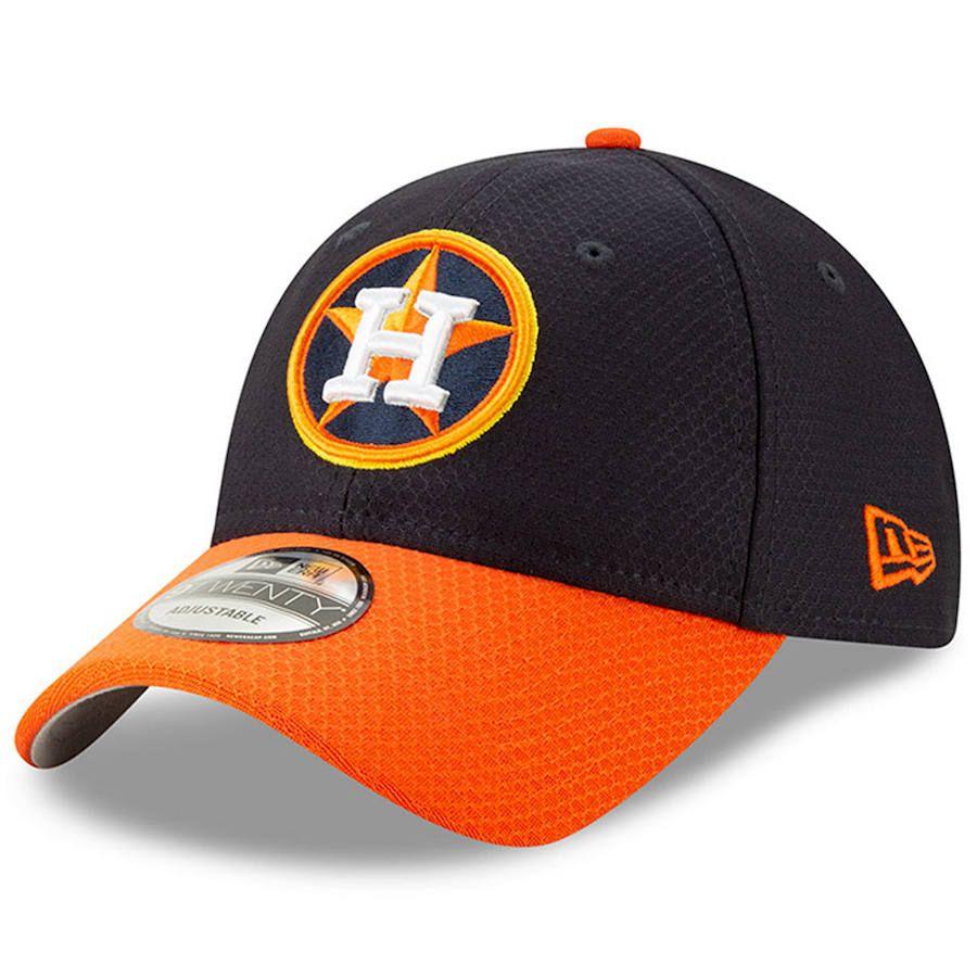huge selection of 03e97 01015 Men s Houston Astros New Era Navy Orange 2019 Batting Practice 9TWENTY  Adjustable Hat, Your Price   25.99