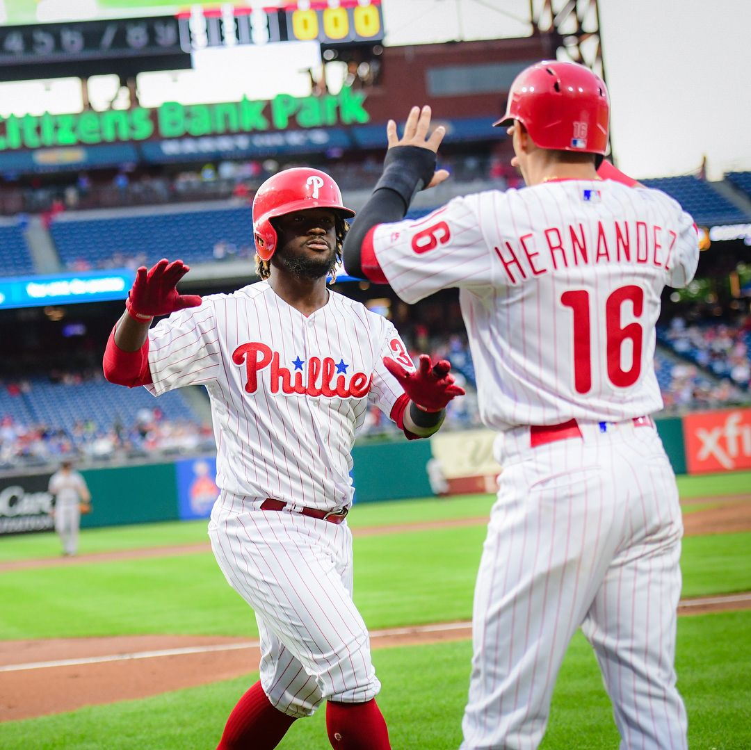 Winning With Authority Ringthebell Phillies Philadelphia Phillies All Star