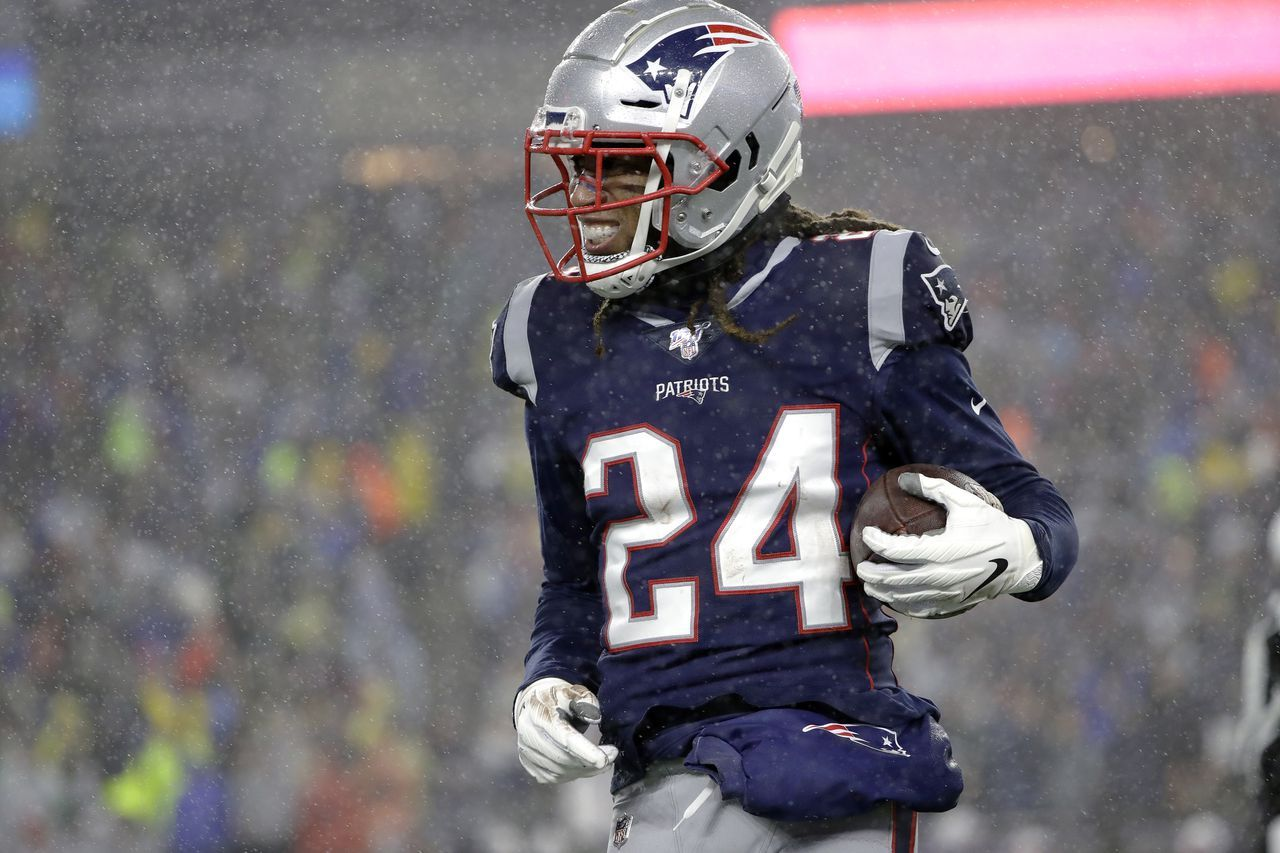 Stephon Gilmore On Whether He Is Defensive Player Of The Year If You Really Watch The Tape National National Football League National Football Nfl News