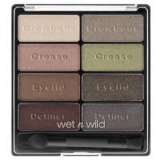 Wet 'n Wild Color Icon Eyeshadow Collection - Comfort Zone