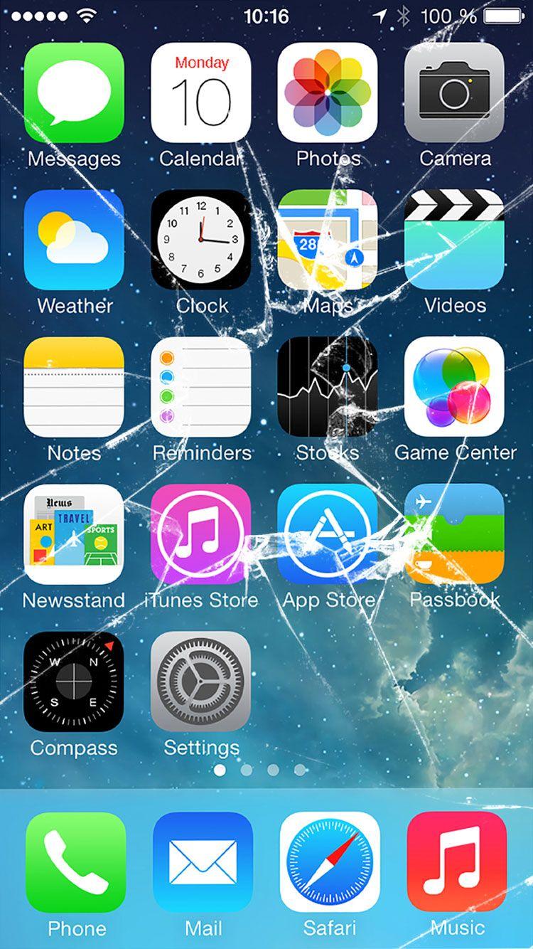 Pin By Meowzee On Horloge In 2020 Iphone Wallpaper App Apple Iphone 5s Ios 7