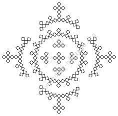 Kutch work designs to transfer