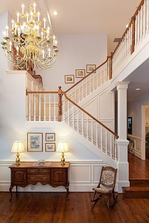 Great Traditional Staircase Traditional Staircase Staircase