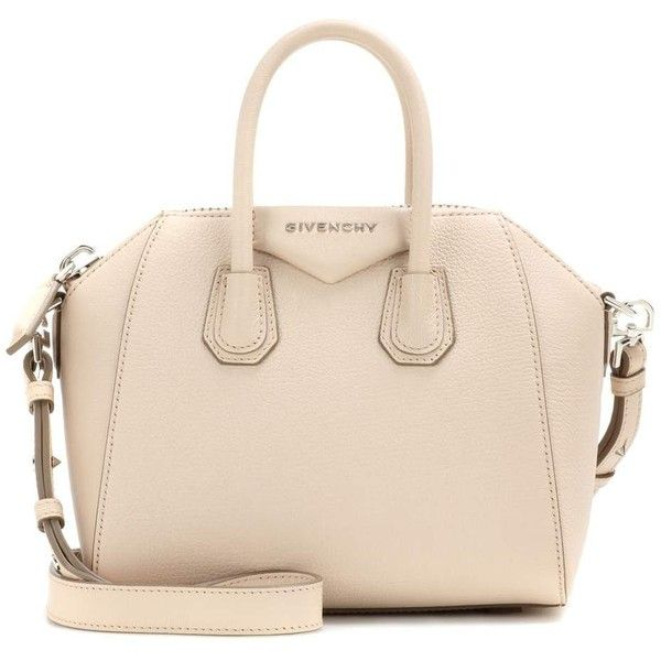 fd0aadd1b9b4 Givenchy Antigona Mini Leather Shoulder Bag (3 615 BGN) ❤ liked on ...