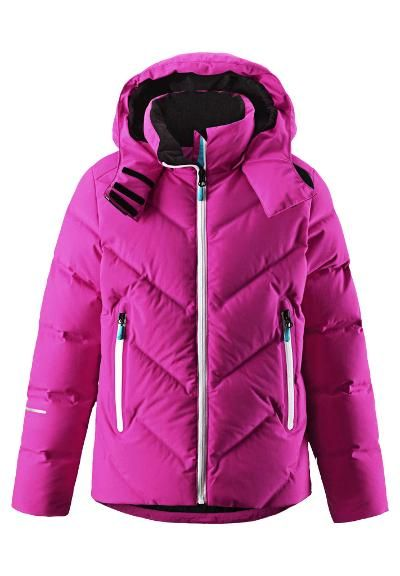 Lasten Reimatec®+ -talvitakki Waken pink