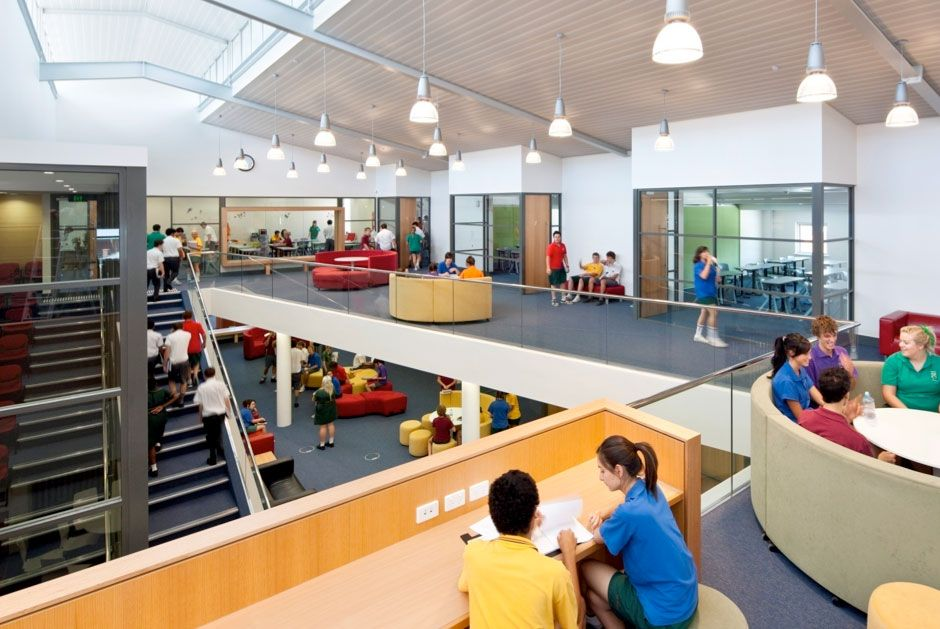 Classroom Design For Discussion Based Teaching : Space and transpaency project based learning spaces