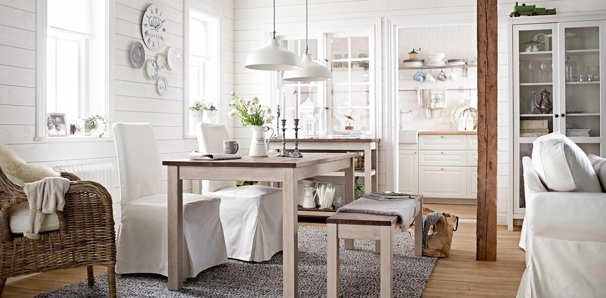 Curso Tejidos para decorar tu comedor IKEA decorar Pinterest