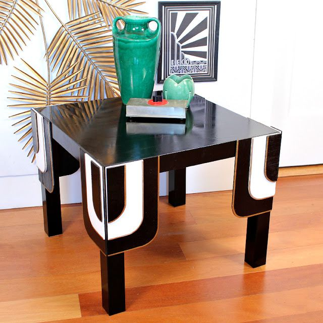 Ikea Hacks 50 Nachttische Und Beistelltische Ikea Beistelltisch Haus Deko Ikea Tisch