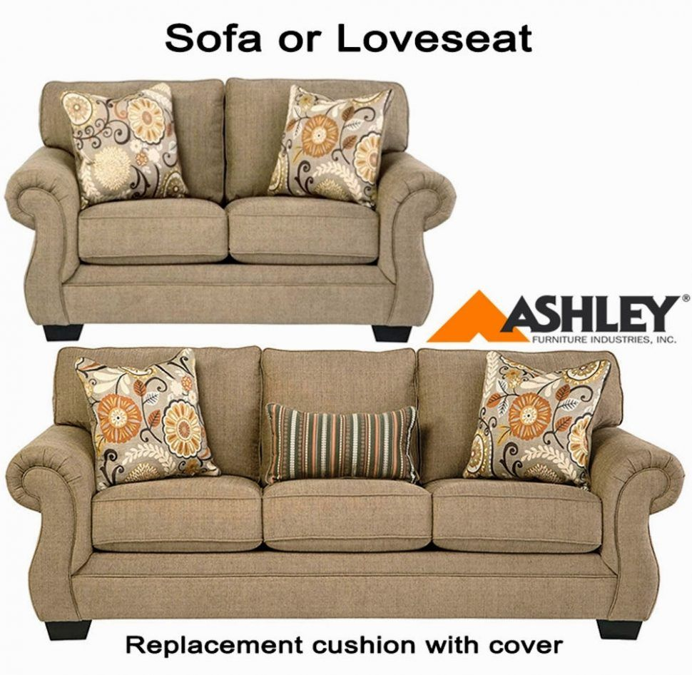 Replacement Couch Cushions Ashley Furniture Best Collections Of