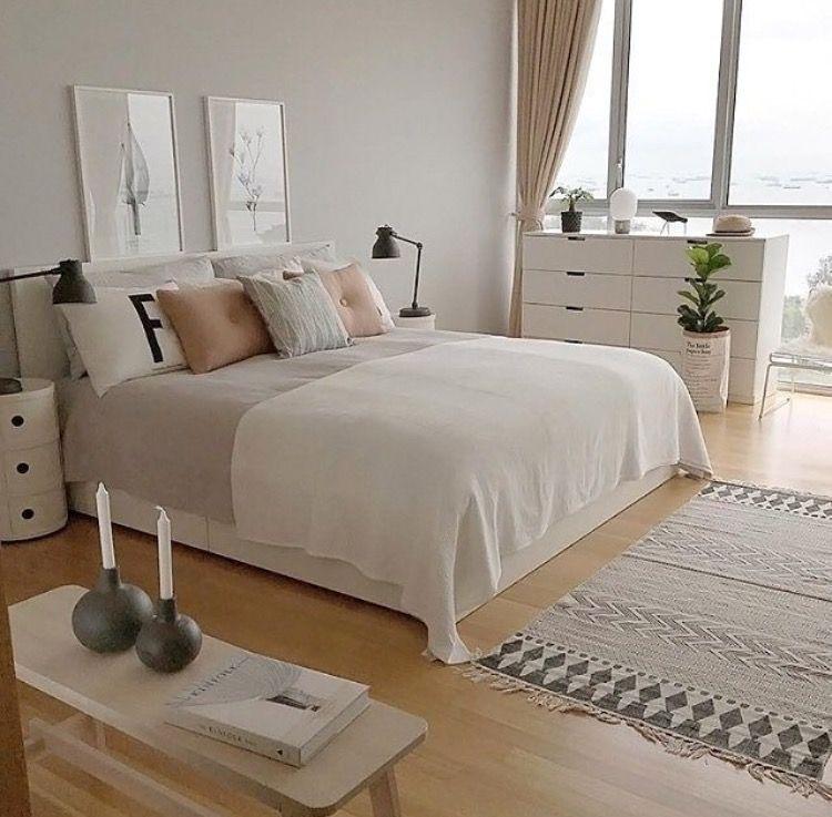 Pin von isa auf pinterest schlafzimmer for Inneneinrichtung ideen kleine wohnung
