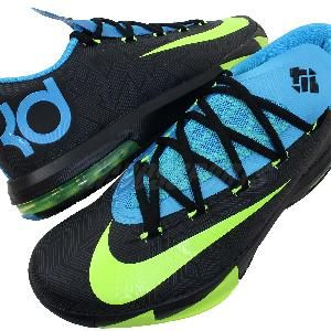 lowest price b235c 32289 Nike KD VI 6 Air Max Zoom Thunder Kevin Durant 5 4 Mens Basketball Shoes  Pick