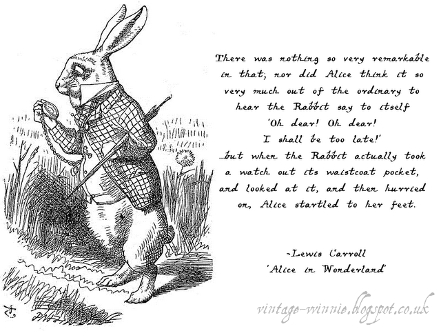 Alice in Wonderland poems