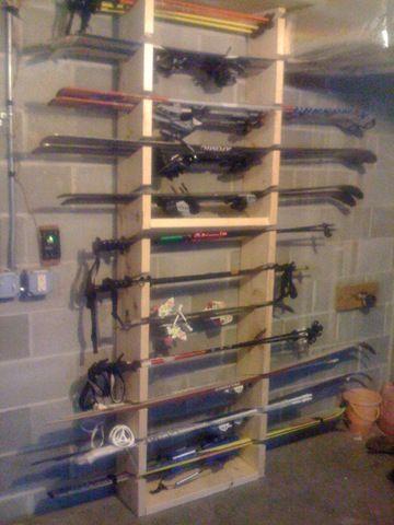 Ski Rack Project