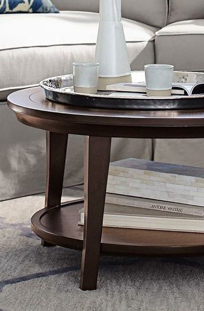 Metropolitan Round Coffee Table Round Coffee Table Table