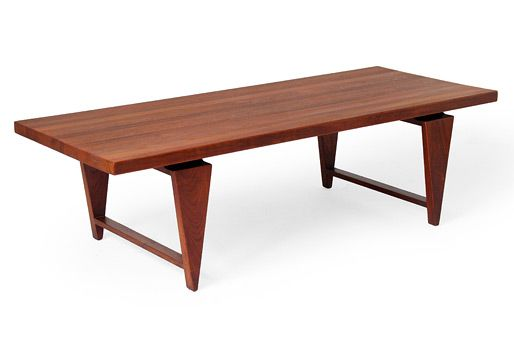 Illum Wikkelso Coffee Table Cool Coffee Tables Teak Teak Coffee Table
