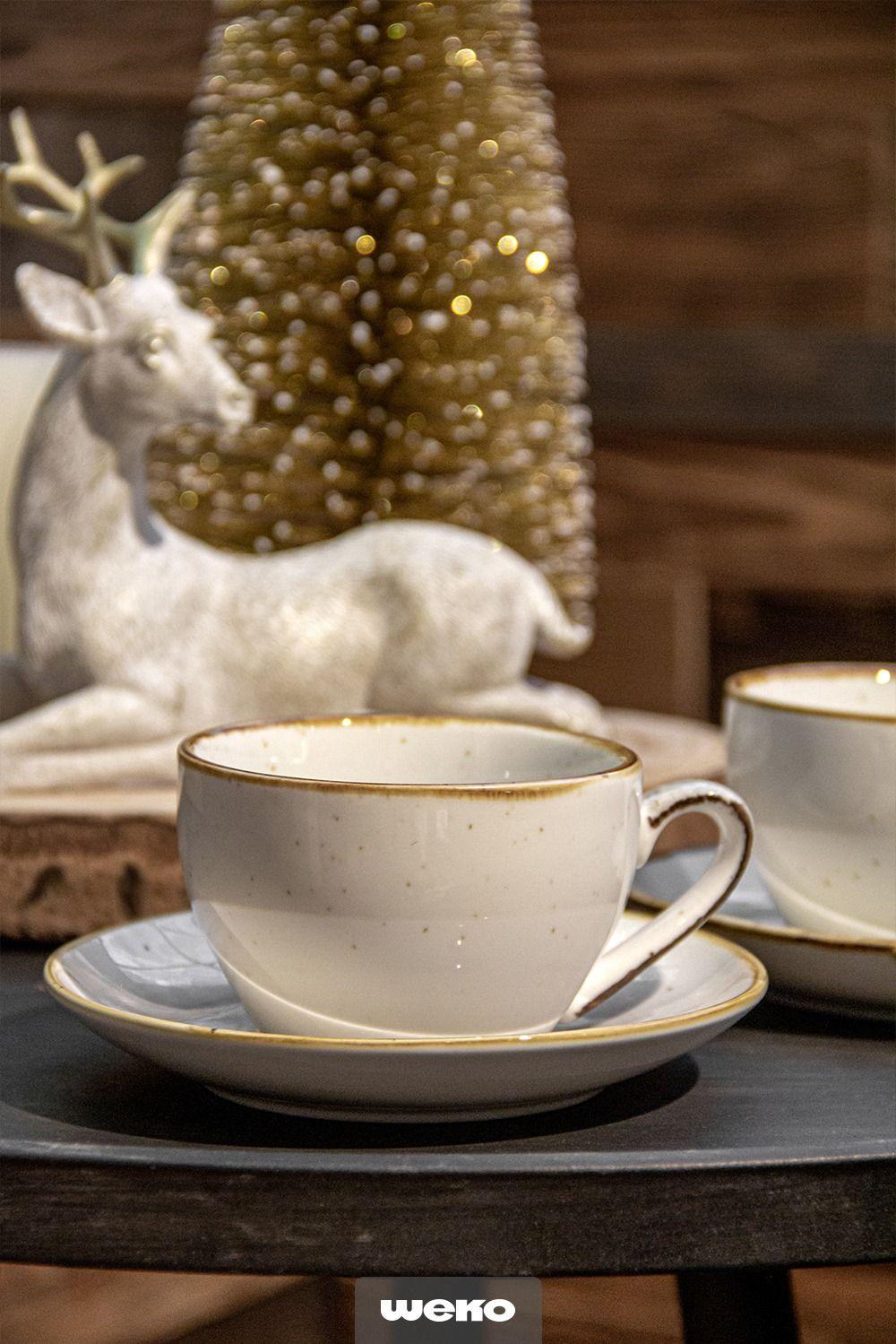 Wir Lieben Diese Tassen Von Ritzenhoff Breker Teelicht Laternen Tassen Weihnachtsdeko Tisch