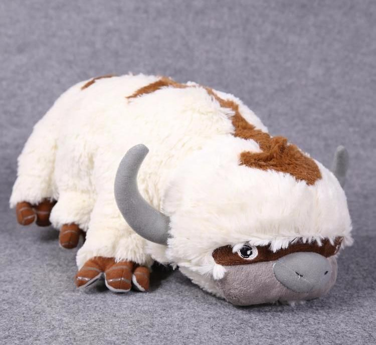 The Last Airbender APPA Stuffed Plush Doll Large Soft Toy