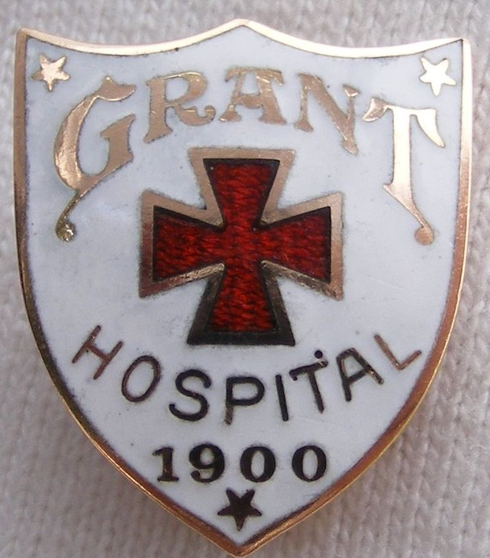 Grant Hospital Training School For Nurses, Columbus, OH