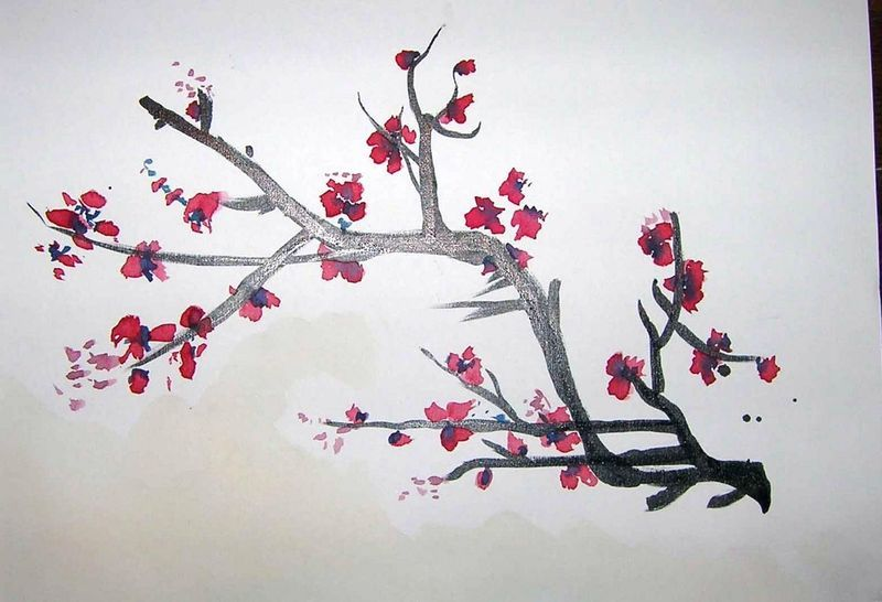 photos fleur japonaise carpe diem pinterest. Black Bedroom Furniture Sets. Home Design Ideas