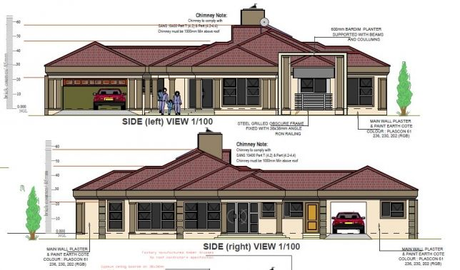 House Plans Modern House Plans South Africa Free House Plans Family House Plans