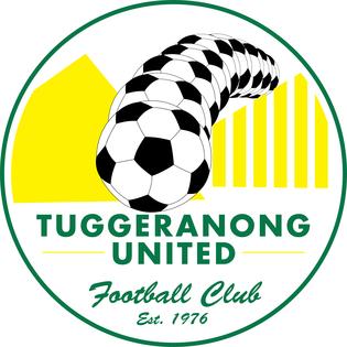 1976, Tuggeranong United FC, Kambah, Australia
