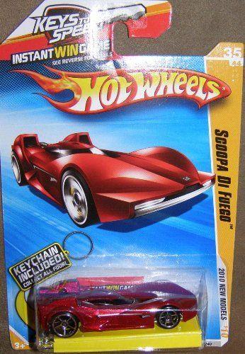 Hot Wheels 2010-035//240 New Models 35//44 Scoopa Di Fuego 1:64 Scale