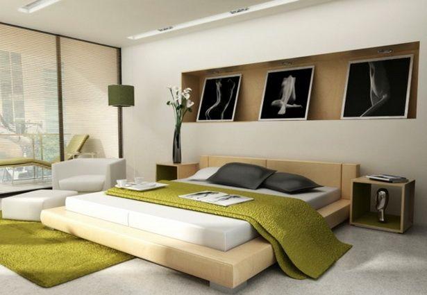 Schlafzimmer einrichten ideen farben   Wohnideen   Pinterest ...