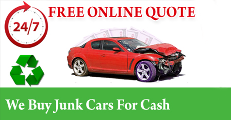 Cash For Cars Online Quote Mesmerizing We Buy Junk Cars For Cars  Free Online Quote 247 Call Now 305