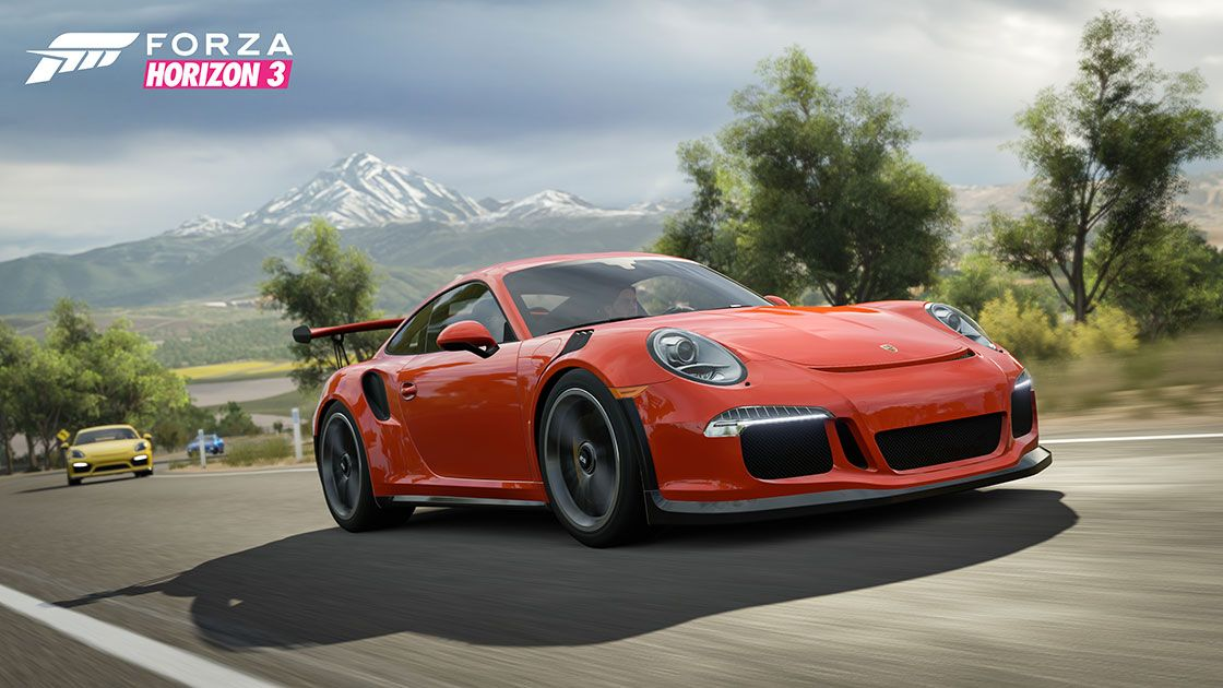 Microsoft And Porsche Team Up For Multi Project Partnership New Porsche Pack To Arrive In Forza Horizon 3 The N Forza Horizon 3 Forza Motorsport Forza Horizon