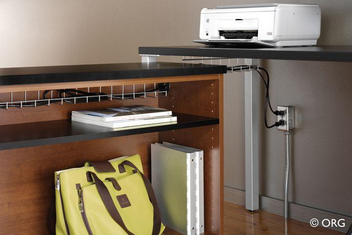 home office storage systems. Simple Storage Home Office Storage U0026 Organization  Eddie Zu0027s Closet And Systems   Chicago  WIRE MANAGMENT DRAWEROMG For