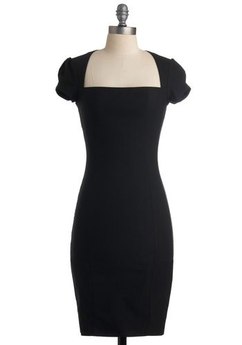 Sleek It Out Dress